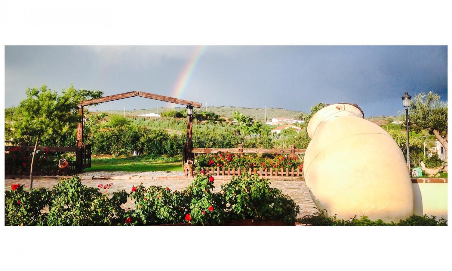 Fotos de finca la herencia casa de campo emguadalcanal - Casa de campo sevilla ...