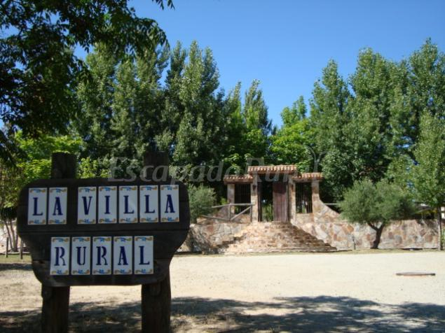 142 casas rurales con piscina en sevilla for Casas rurales en caceres con piscina