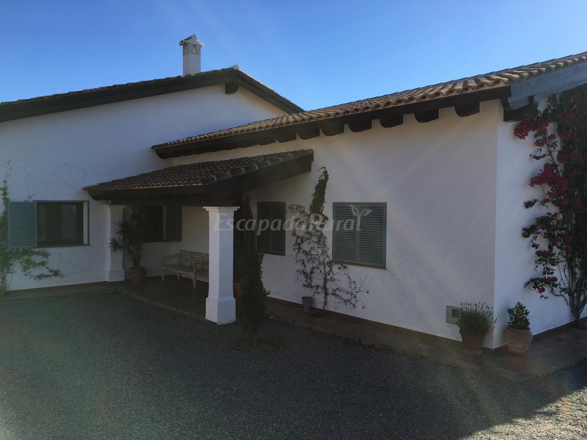 Fotos de la alcornocosa casa rural en el castillo de las - Entradas baratas castillo de las guardas ...