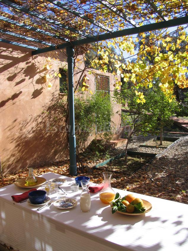 Las tejoneras casa rural en el castillo de las guardas - Casas rurales e ...