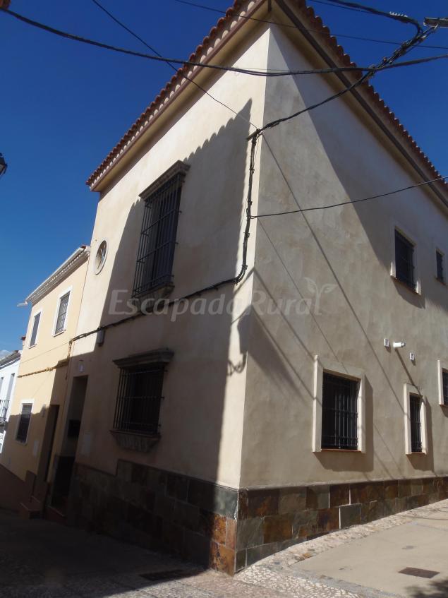 Casa del llano casa rural en el castillo de las guardas for Alquiler casa en umbrete sevilla
