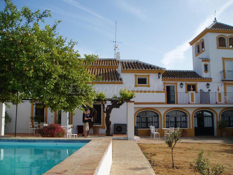 Fotos de hacienda el triguero casa rural en carmona sevilla - Casa rural carmona ...