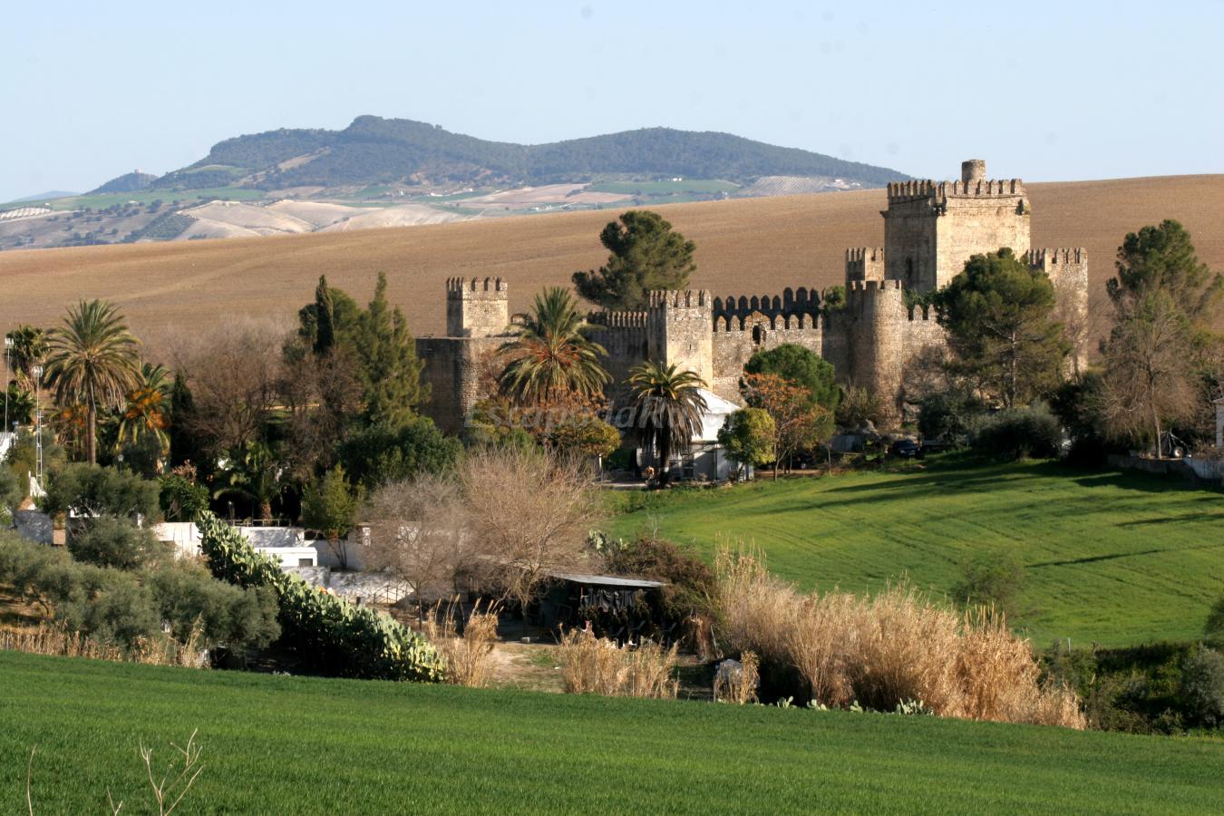 Fotos de casa castillo de las aguzaderas casa rural en el coronil sevilla - Casa rural el castillo ...