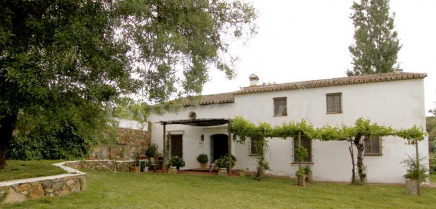 Cortijo chac n casa rural en cazalla de la sierra sevilla - Casas en cazalla de la sierra ...