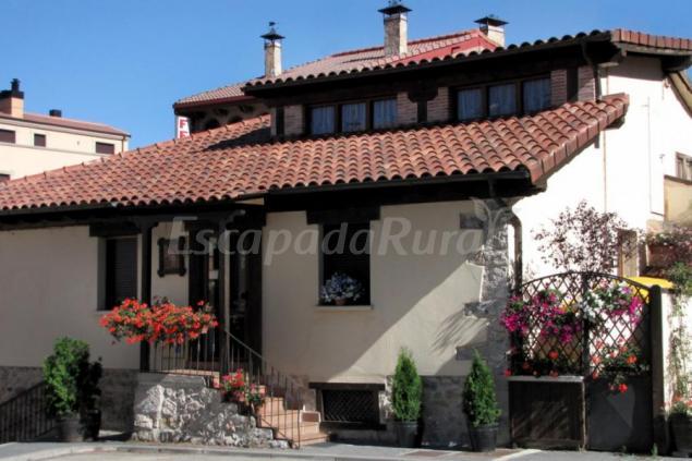 Villa de san leonardo casa rural en san leonardo de for 56 635