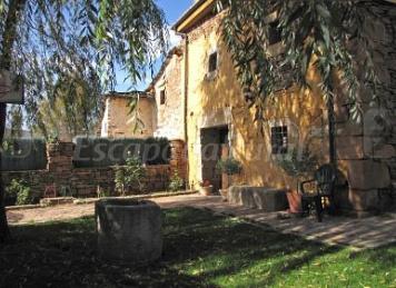 Casas La Fragua