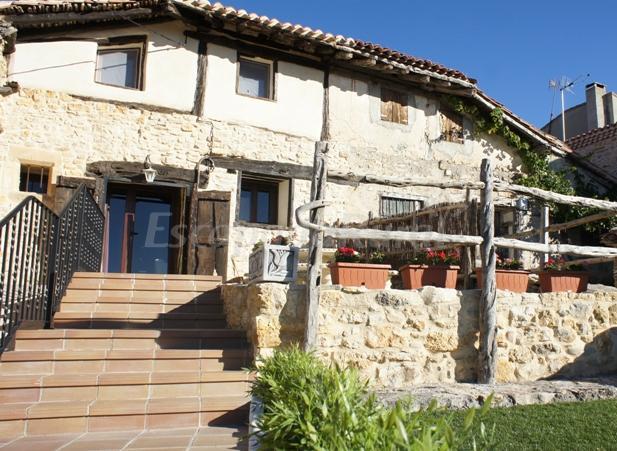 Parapescuez casa rural en la cuenca soria for Casa rural priego cuenca
