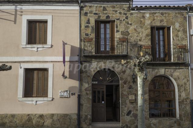La Casa Del Maestro Casa Rural En Tardelcuende Soria