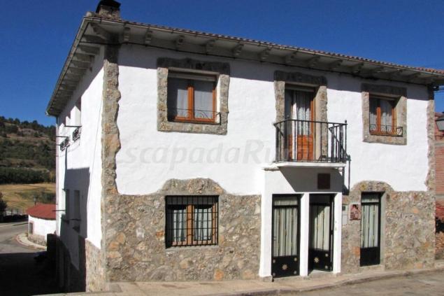 Casas rurales petra casa de campo em vadillo soria - Casas rurales e ...