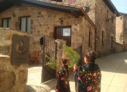 casa rural vinuesa