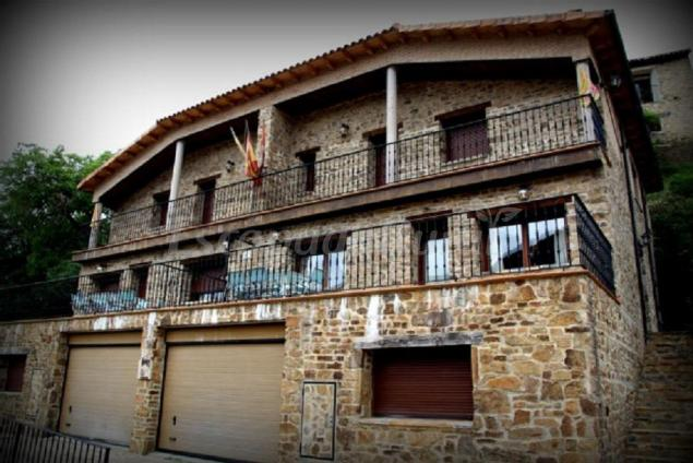 casa rural yanguas