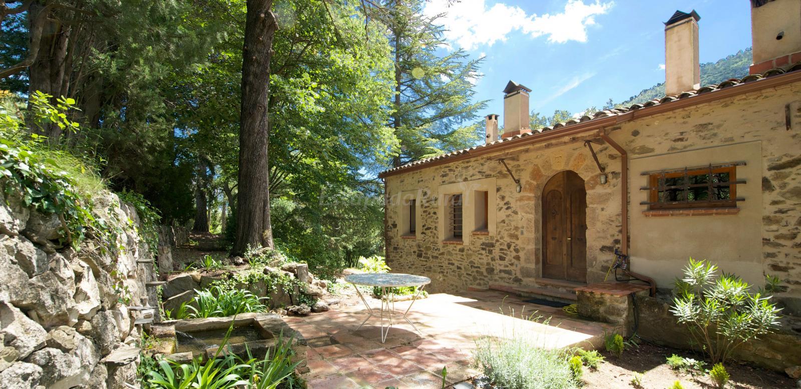 Fotos de mas corbella casa rural en alcover tarragona for Casa rural tarragona