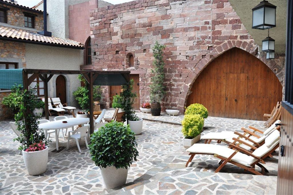 Fotos de can lloren casa rural en prades tarragona for Casa rural tarragona