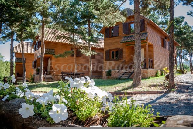 Casas rurales el xalet de prades casa de campo emprades - Casas rurales e ...