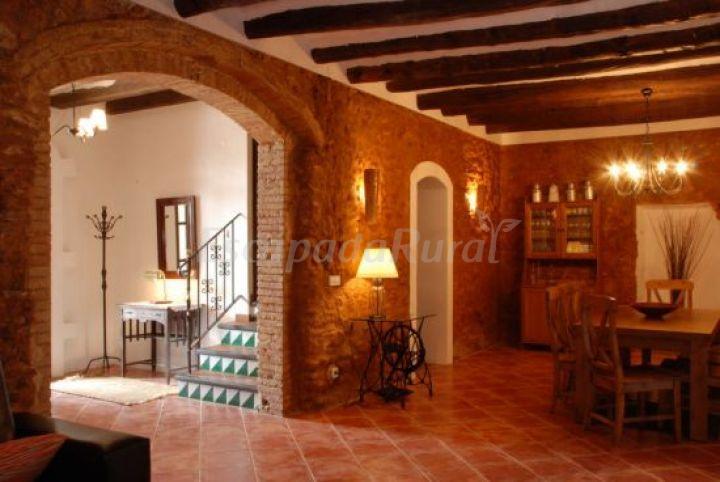 Fotos de les orenetes casa rural en sant jaume dels domenys tarragona - Casa rural les orenetes ...