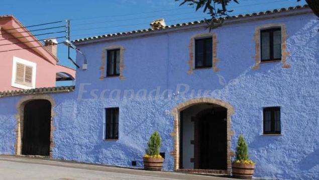 Les orenetes casa rural en sant jaume dels domenys tarragona - Casa rural les orenetes ...