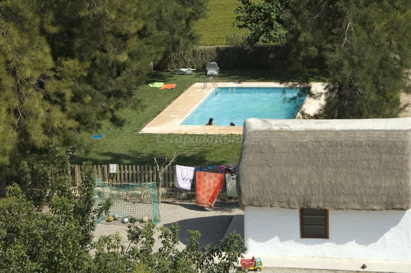 Fotos de torre forcheron casa rural en amposta tarragona for Piscina amposta