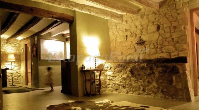Casa miret casa rural en valverd de queralt tarragona - Casa miret tarragona ...