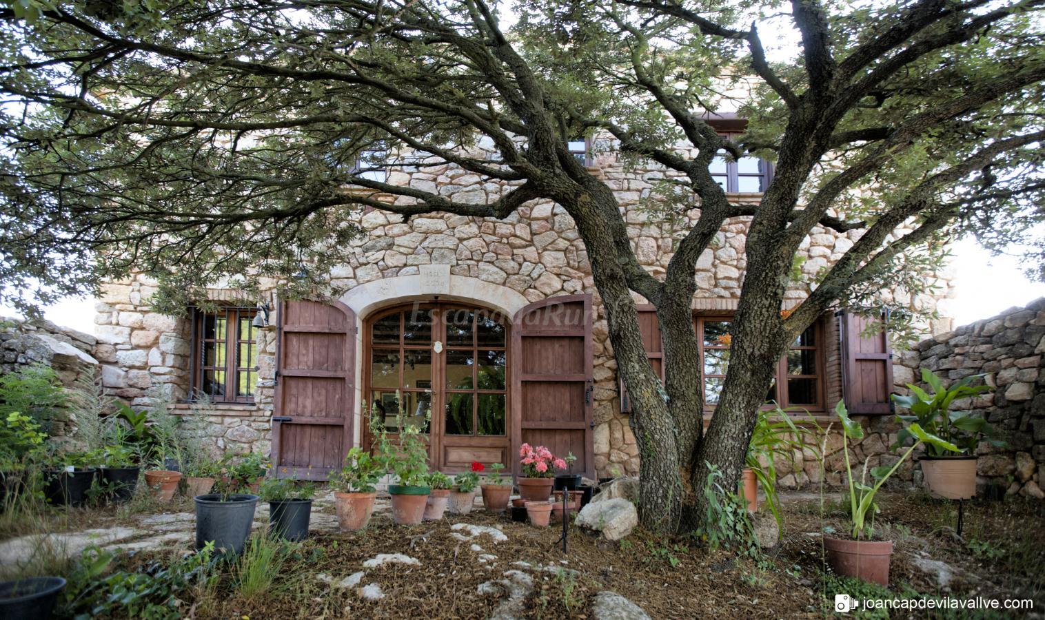 Fotos de mas del salin casa rural en cornudella de - Mas trobat casa rural ...