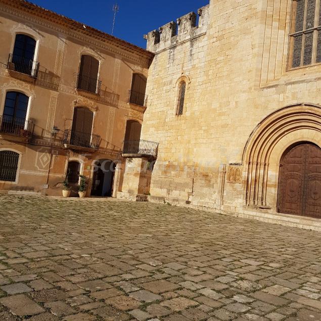 L 39 abadia de santes creus casa rural en santes creus for Casa rural tarragona
