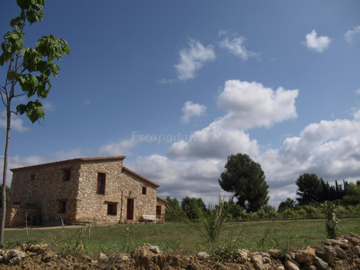 Fotos de mas el vent s casa rural en el catllar tarragona for Casa rural tarragona