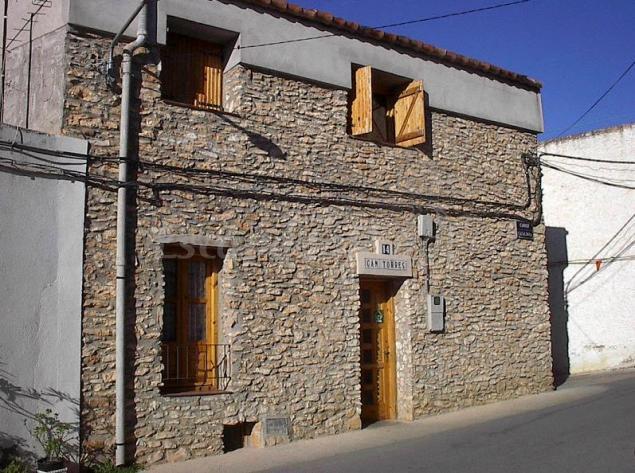 Can torres casa rural en masdenverge tarragona for Casa rural tarragona
