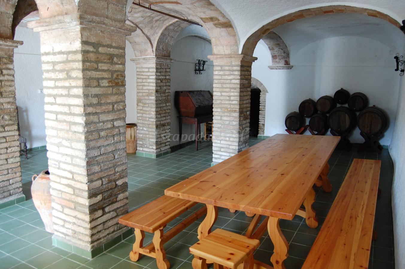 Fotos de cal llorencet casa rural en el lloar tarragona - Cases rurals a tarragona ...