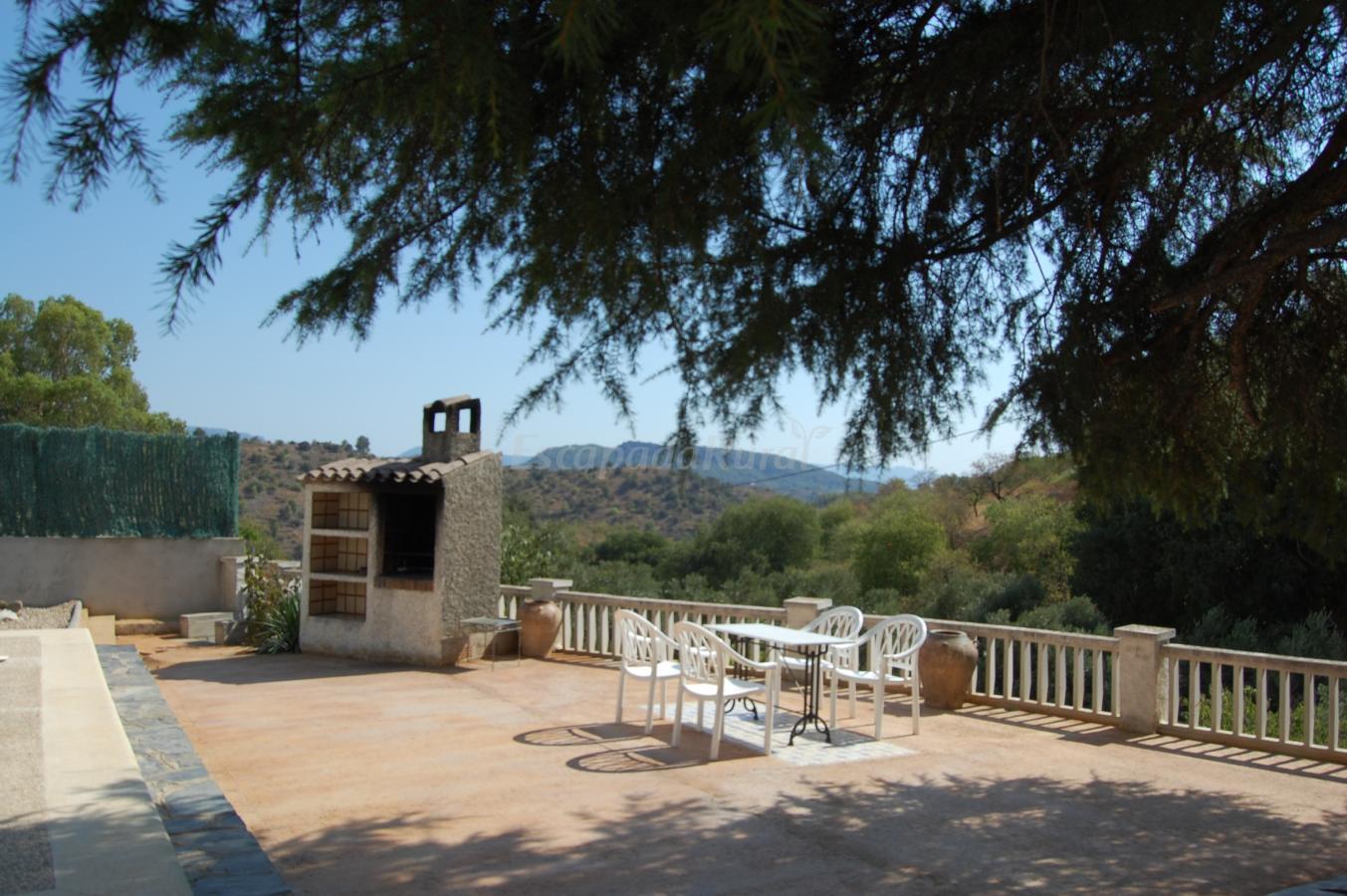 Fotos de cal llorencet casa rural en el lloar tarragona for Casa rural tarragona