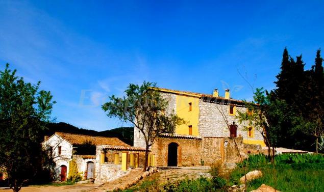Casa rural la f brega casa rural en aiguam rcia tarragona for Casa rural tarragona