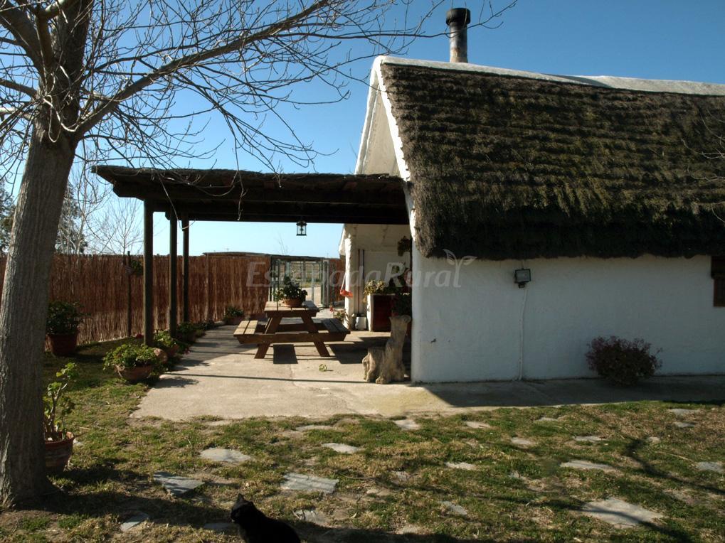 Fotos de la barraca de salvador casa rural en deltebre for Casa rural tarragona
