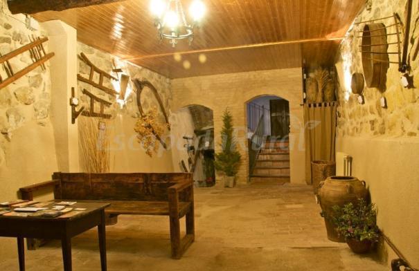 Cal gorro casa rural en arnes tarragona for Casa rural tarragona