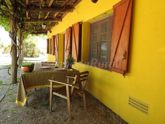 Fotos de casetes del delta casa rural en sant jaume d 39 enveja tarragona - Casa rural sant jaume de frontanya ...