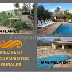 Melivent Alojamientos Rurales