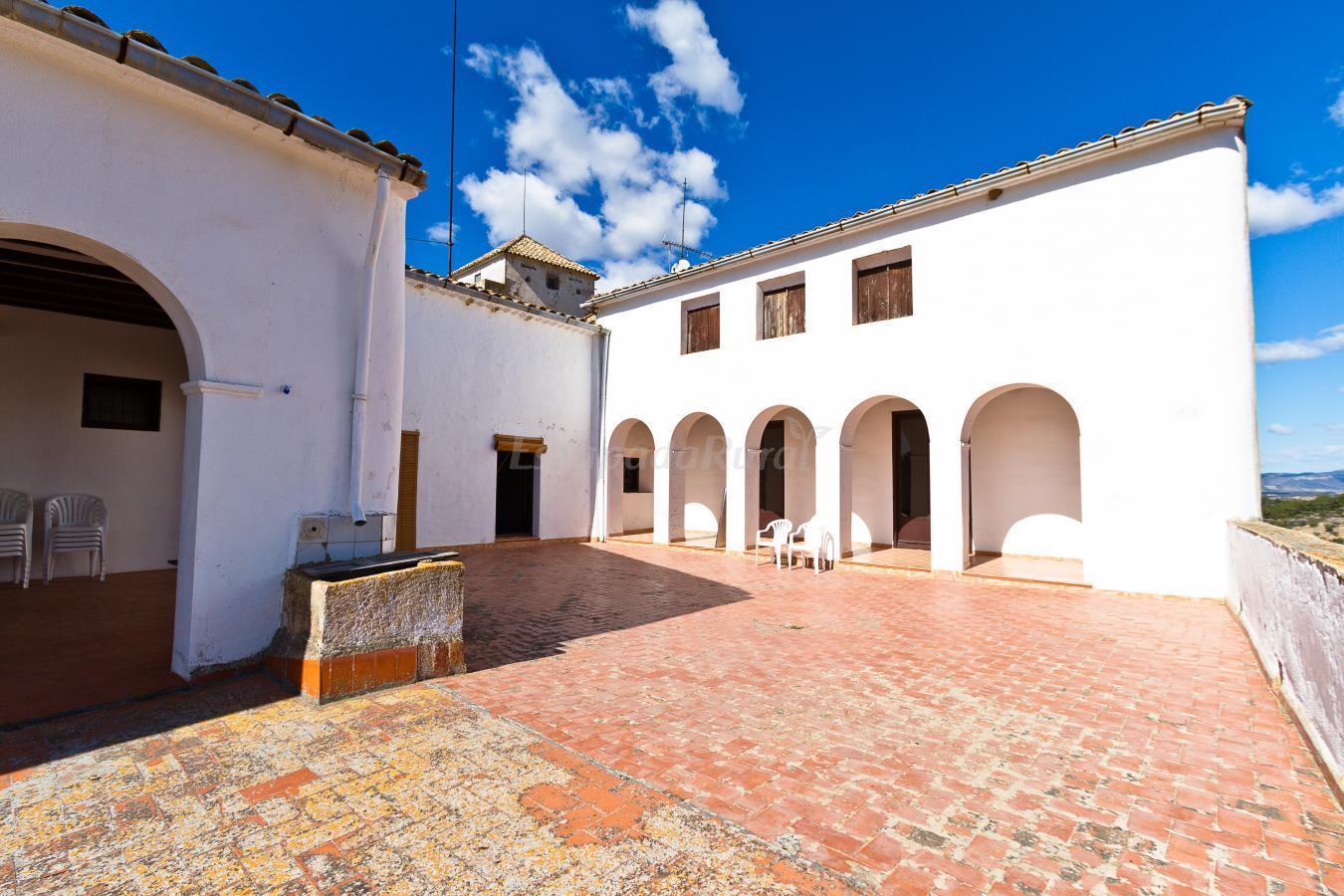 Fotos de mas d 39 alerany casa rural en tivissa tarragona - Cases rurals a tarragona ...