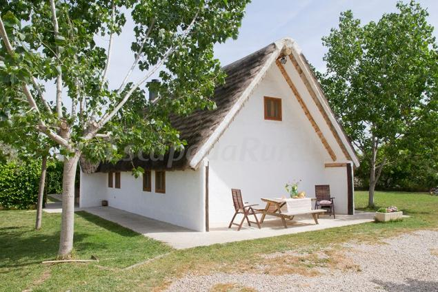 Fotos de barraca blava casa rural en sant jaume d 39 enveja tarragona - Casa rural sant jaume de frontanya ...