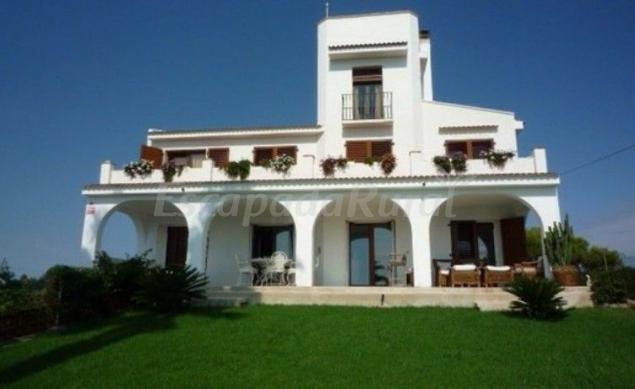 Chalet isa casa rural en les cases d 39 alcanar tarragona - Casa rural alcanar ...