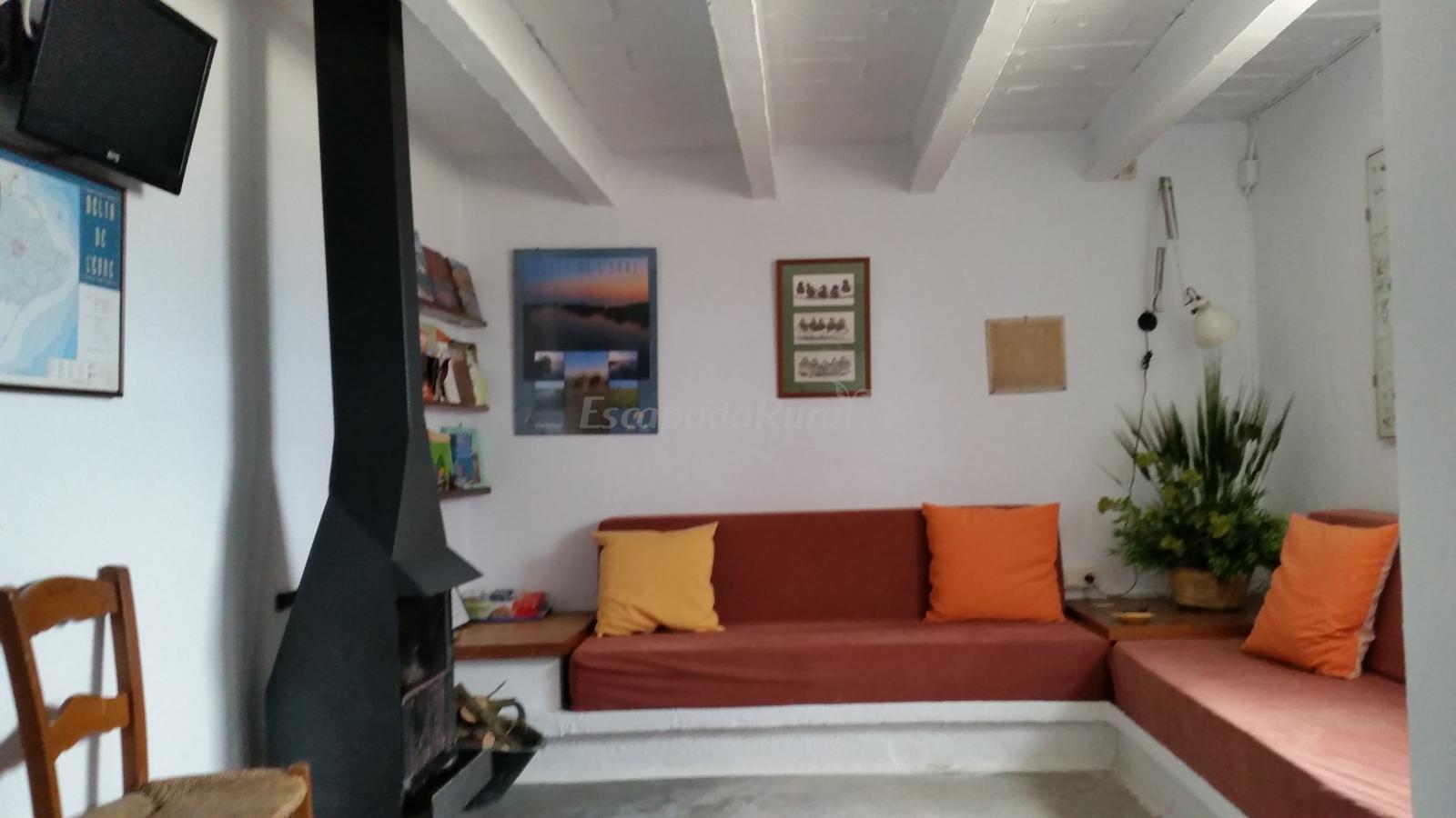 Fotos de casa cusa casa rural en sant jaume d 39 enveja tarragona - Casa rural sant jaume de frontanya ...