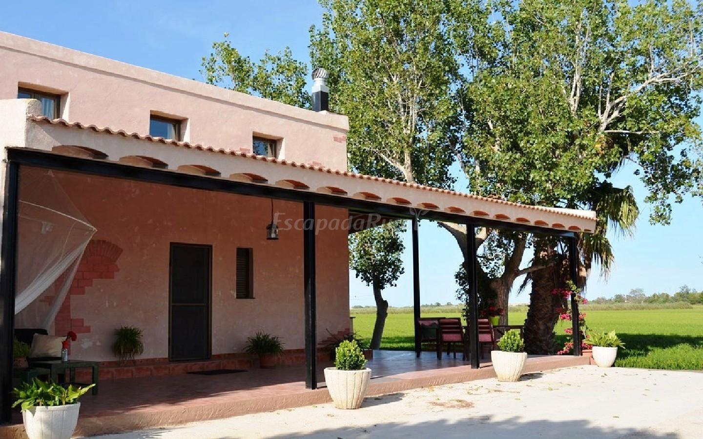 Fotos de casa rural mas de felip casa rural en deltebre - Cases rurals a tarragona ...