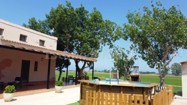 Casa rural mas de felip casa rural en deltebre tarragona - Casa rural mas rosello ...