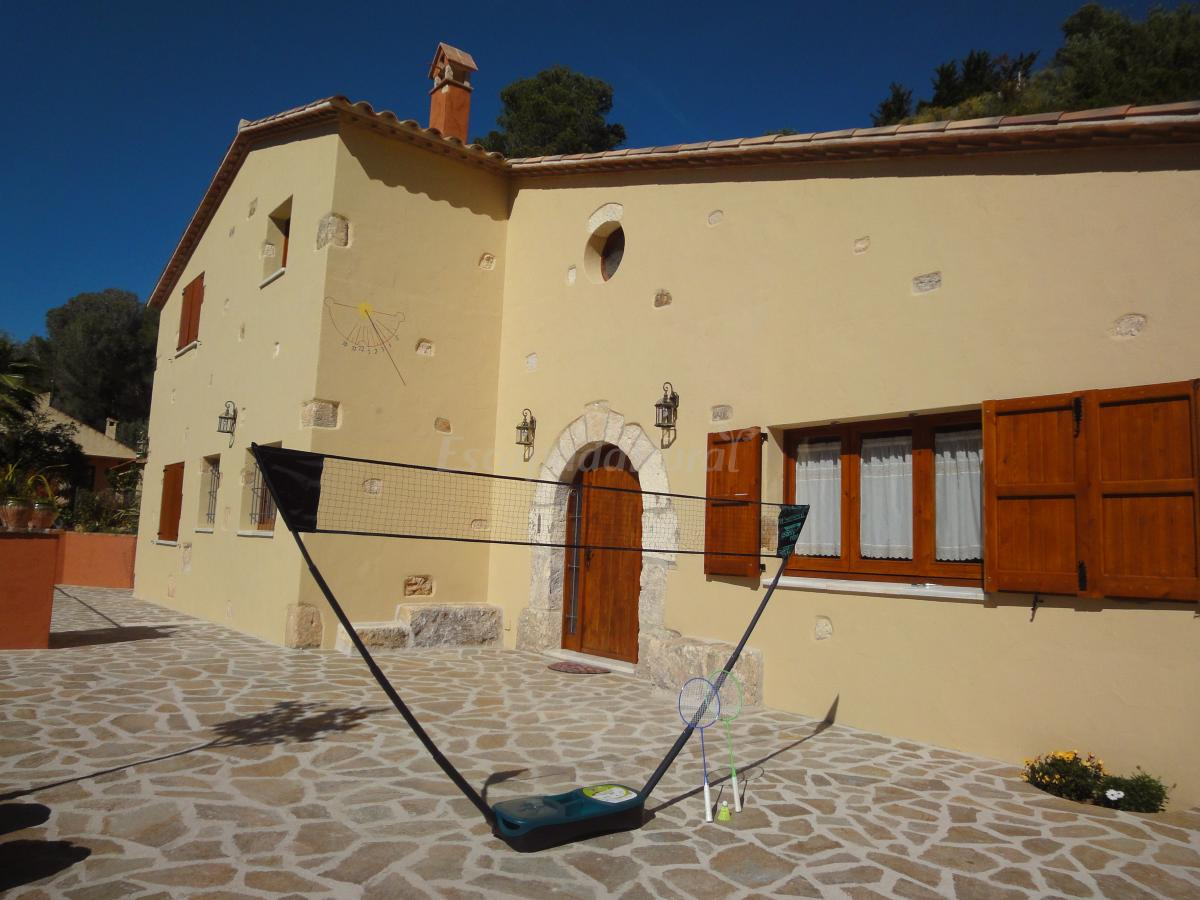 Fotos de casa pilarin casa rural en vespella de gai for Casa rural tarragona