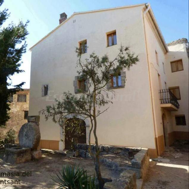 Casas rurales en Cornudella de Montsant (Tarragona)