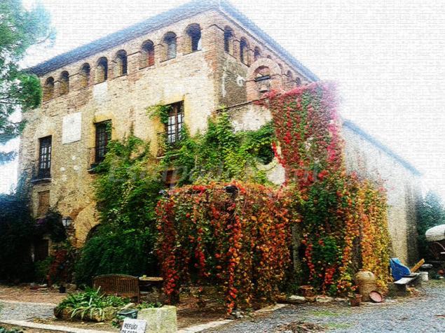 Mas del burg casa rural en reus tarragona - Casa rural reus ...