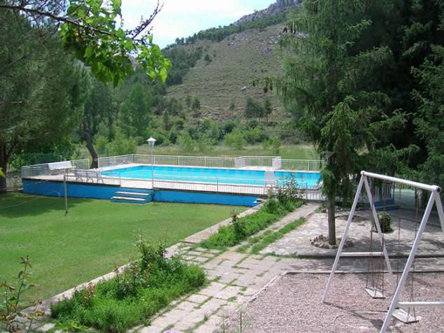 Casa el plano casa rural en montalb n teruel - Casas rurales teruel con piscina ...