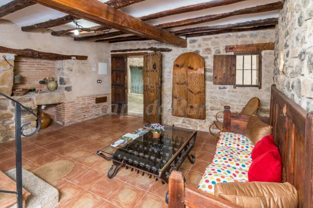 22cffe7c8339a Casa Rosa - Casa rural en La Fresneda (Teruel)