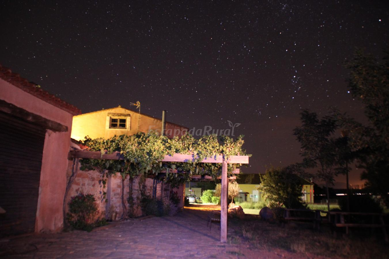 Fotos de la casa de la estaci n casa rural en mora de - Casas rurales rubielos de mora ...
