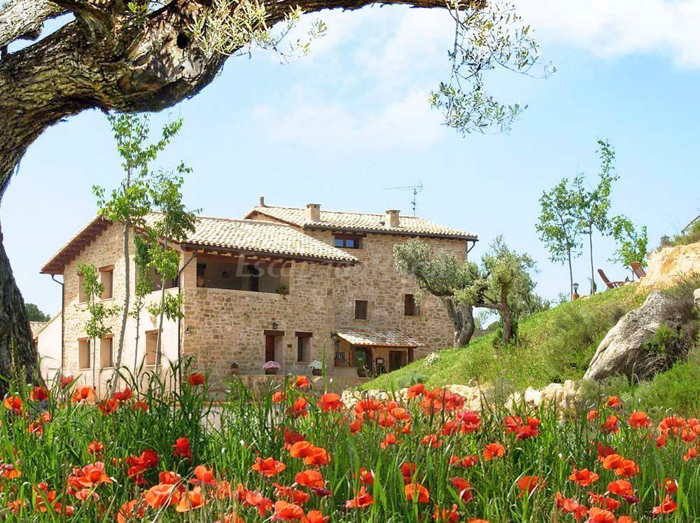 Fotos de mas del rei casa rural en calaceite teruel - Mas trobat casa rural ...