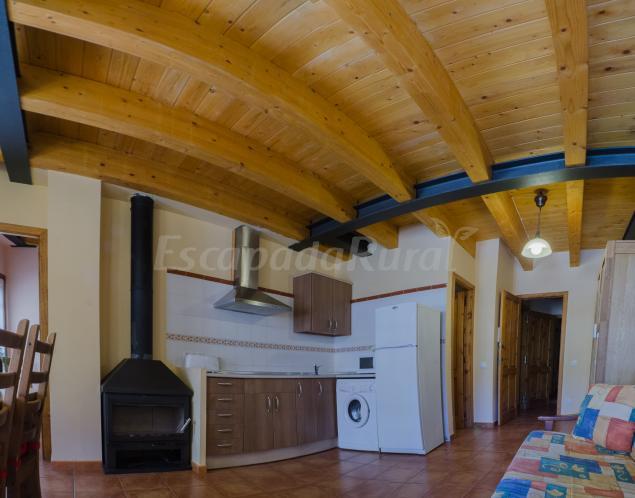 2df019273aaa2 Casa El Centro - Casa rural en Beceite (Teruel)