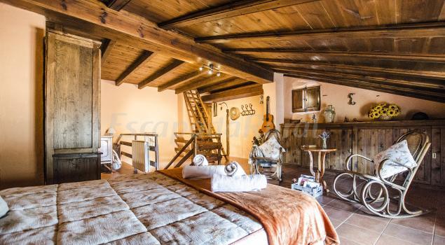 28 casas rurales en sierra de albarrac n en nochevieja - Casa rural gea de albarracin ...