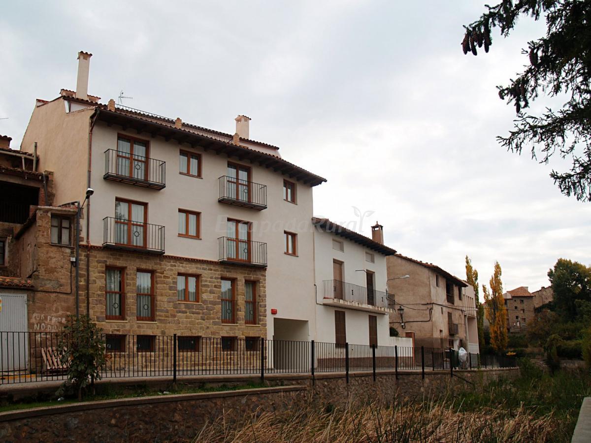 Fotos de casa 1340 casa rural en mora de rubielos teruel - Casas rurales rubielos de mora ...