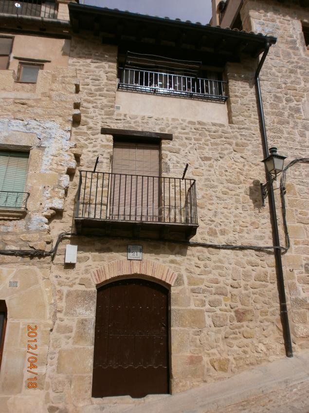 228ae27d5e1aa Casa Isabel - Casa rural en Valderrobres (Teruel)